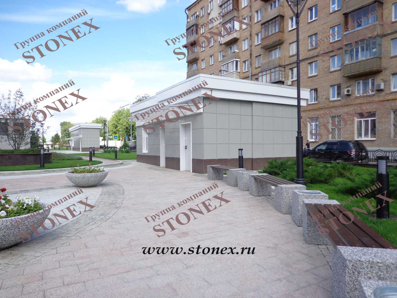 Сквер над Алабяно-Балтийским тоннелем 13