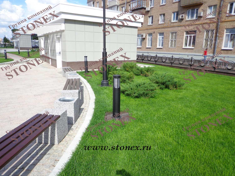Сквер над Алабяно-Балтийским тоннелем 23