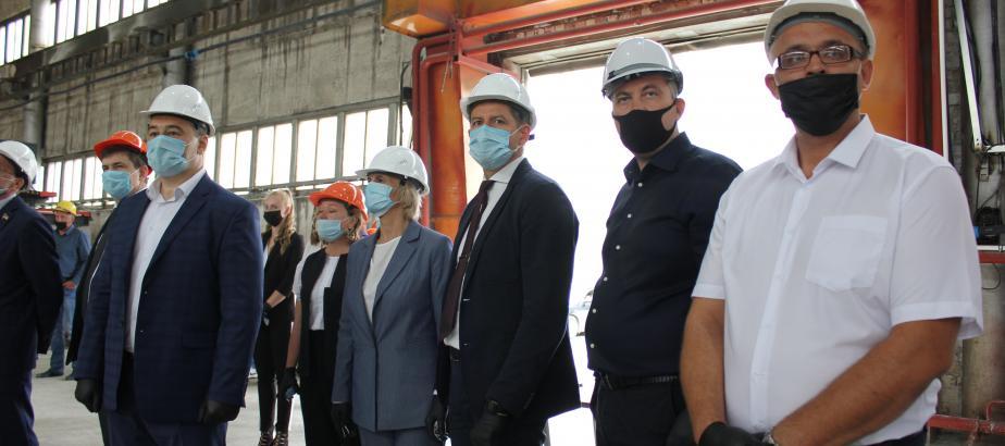 В Челябинской области камнеобрабатывающий завод инвестирует в производство 50 млн рублей